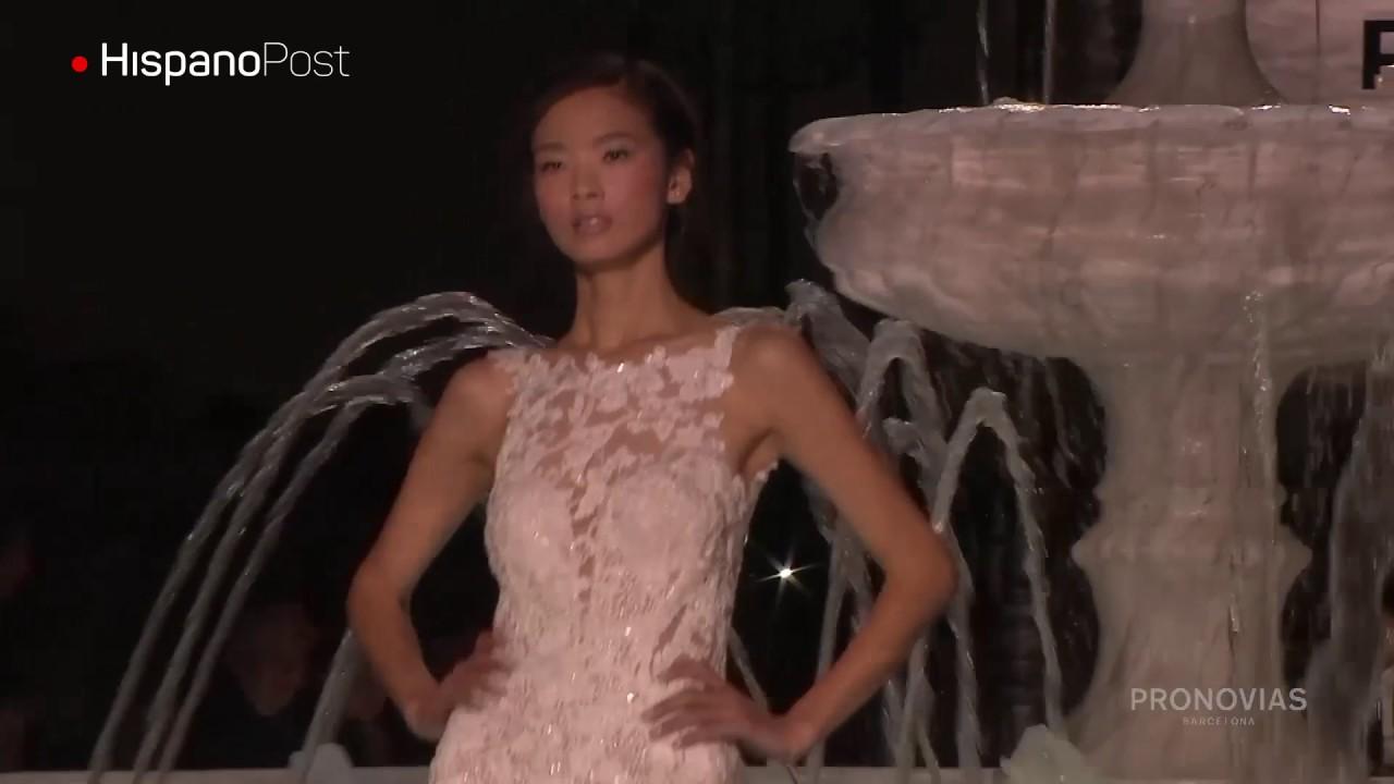 Barcelona Bridal Week: la cita obligada de la moda nupcial