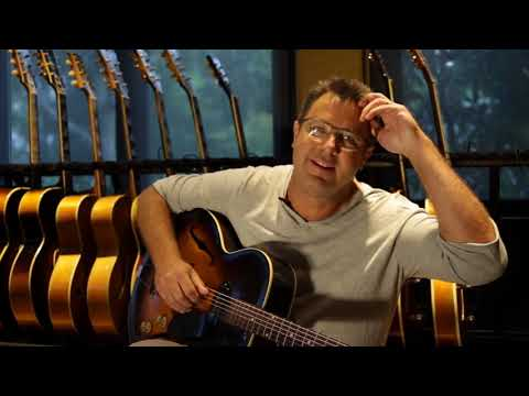 Vince Gill's Guitar Collection
