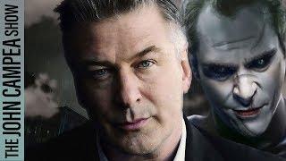 No Batman For Joker Movie As Alec Baldwin Plays Thomas Wayne - The John Campea Show