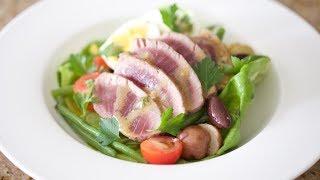 Tuna Nicoise Salad   Byron Talbott