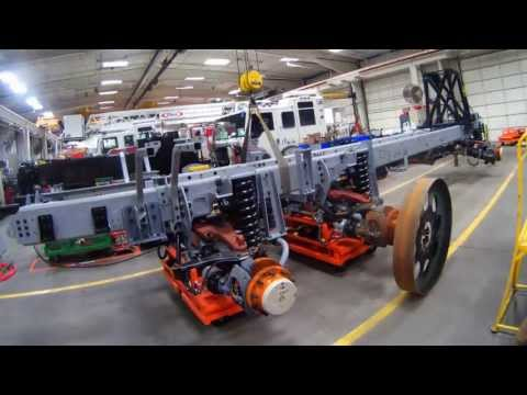 The new Oshkosh Striker® build process