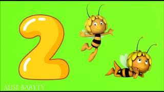 Цифра 2 Учимся считать Новый Мультик для детей про счёт Мультфильмы детям новые серии про цифры 2018