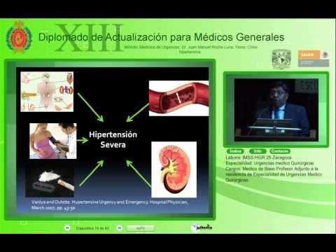 Crisi per lipertensione