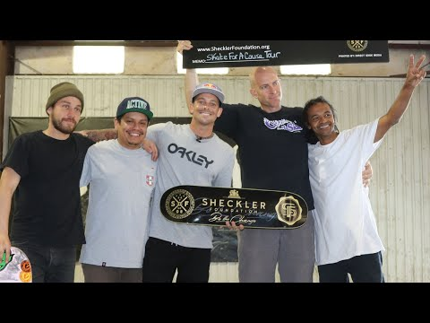 Stop #8 of 2019 Skate for a Cause Tour - Southside Skatepark