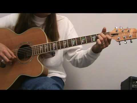 Deep Elem Blues Jerry Garcia Acoustic Guitar Lesson Trailer Naijafy