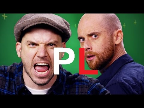 [PL] Nice Peter vs EpicLLOYD 2. Epic Rap Battles of History Sezon 5 Finał.