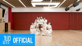 TWICE 'CRY FOR ME' Choreography - 1