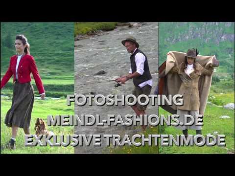 Fotoshooting in Sportgastein  meindl-fashions.de Exklusive Trachtenmode