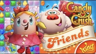 CANDY CRUSH FRIENDS SAGA - Gameplay Walkthrough Part 1 iOS / Android - Level 40 - 50