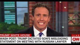 Sen. Ron Johnson Busts CNN's Chris Cuomo For Hiding Democrat Scandals