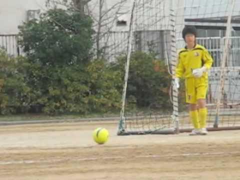 2009~10大阪小学生サッカー大会大阪市予選(U-11) vs アバンティ