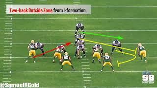 Film Room: Analyzing the Seahawks poor run game versus the Packers (NFL Breakdowns Ep 87