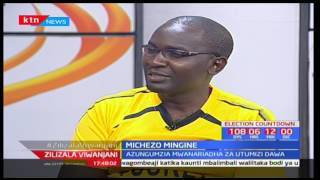 Zilizala Viwanjani: Mashabiki maskani uchambuzi wa dimba la FA: pt 3