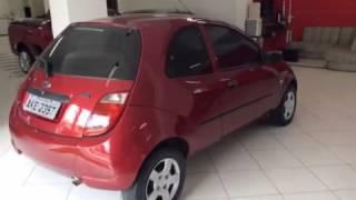 Ford Ka   Mpi Gl V P  Carros Usados E Seminovos Jean Ril