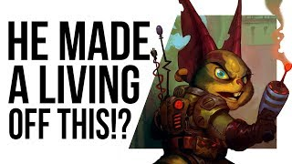 How a guy spent 20 YEARS living off BROKEN MMOs!