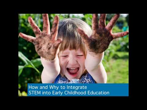 March 2017 – Practice Group Webinar: Early Childhood + STEM