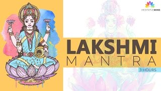 Download Video Laxmi Mantra - Om Brzee Namaha 108 Times   Wealth