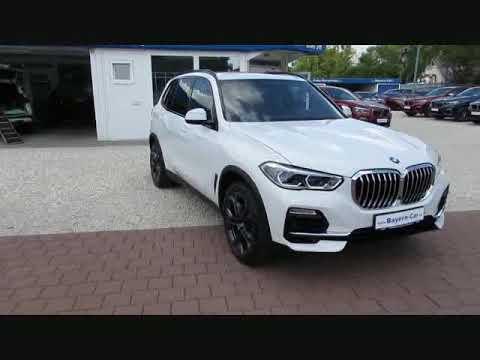 Video BMW X5 xDr30d Offroad+21 Sitzlüf.Niveau.Laser Neu107