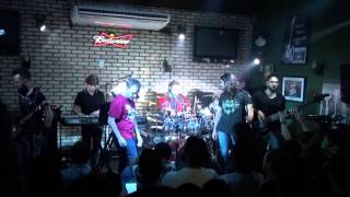 Dream Theater - In the Name of God (Train of Thought) by VRA! @ O'Rilley Brasília April 9th 2015