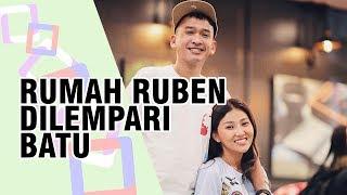 Ruben Onsu dan Keluarga Syok Rumahnya Dilempari Batu