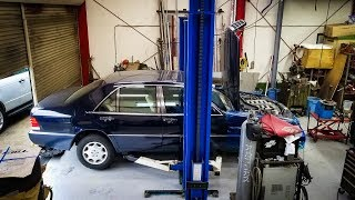 MY FIRST V12 PROJECT CAR! Meet My Mercedes S600