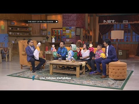 The Best of Ini Talkshow - Ada Doraemon, Nobita, Spongebob, dan Sinchan di Ini Talkshow