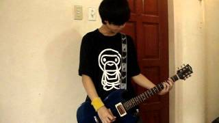 Welcome To My Life By Simple Plan Guitar Cover