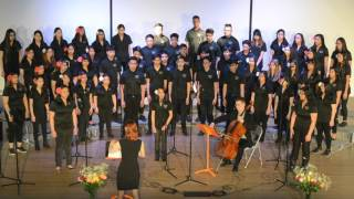 1000 Beautiful Things - (Annie Lennox, arr. C. Johnson) - Maples Collegiate Grade 10 Choir