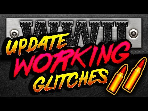 Lots Of Glitches Got PATCHED What Still Works WW2 Zombies