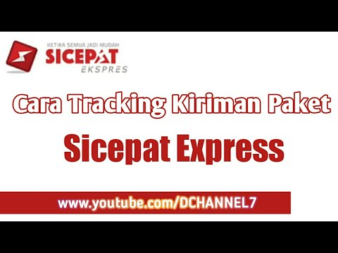 Cara Melacak Paket Kiriman Sicepat Express
