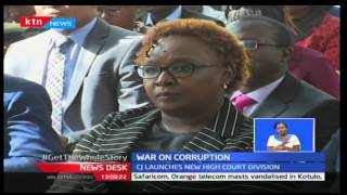 News Desk: CJ David Maraga challenges the DPP and Police for avoiding to tackle corruption