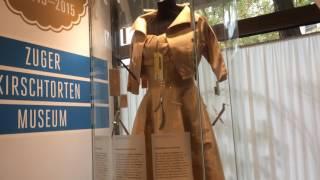 スイス発 ツーガーキルシュトルテ博物館【スイス情報.com】
