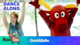 The Llama Song - MooseTube | GoNoodle