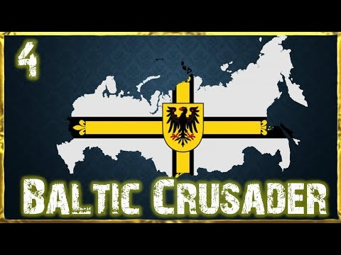 Let's Play EU4: Baltic Crusader - Deutscher Orden (1.25.1, German, HD, Ironman) #04