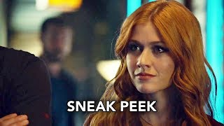 """Shadowhunters 3x18 Sneak Peek #3 """"The Beast Within"""" - Clary , Jace , Alec et Izzy"""