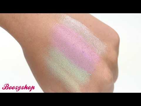 Technic Technic Colour Wave Cheek & Eye Palette Fairy Tale