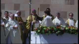 Vídeo missa a Montserrat en la festa del beat Àlvar