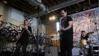 The Wedding Present - The Girl from the DDR (Live on KEXP)