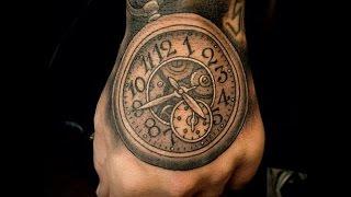116 Awesome Hand Tattoo Ideas