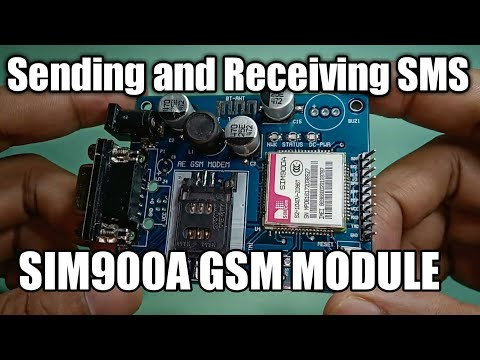 GSM Module - Global System for Mobile Communication Module Latest