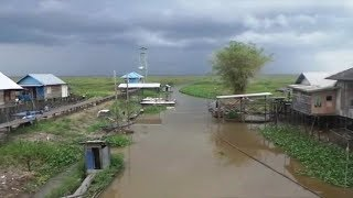 Pelaku Ilegal Fishing Masih Beraksi, Nelayan di Danau Bangkau Was-was