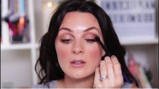 PowderBleu - Soft Shadow Brush Makeup Tutorial
