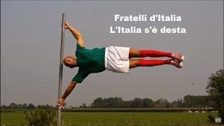 Fratelli d'Italia, Inno Nazionale con testo. Italian National Anthem