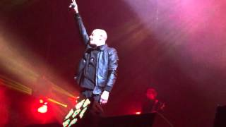 Faithless - Crazy Bal'Heads live in Brussels 12.12.2015