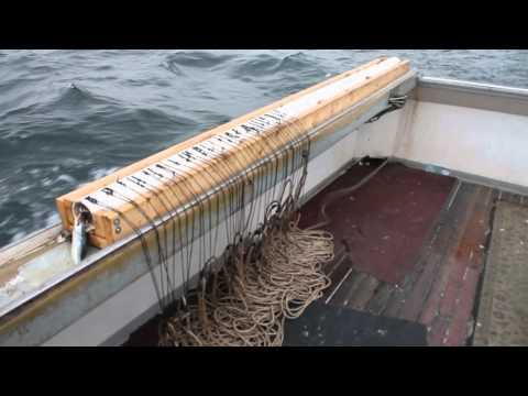 Za PanzerVahgen - halibut tub traw - Matinicus - joelwoods.net