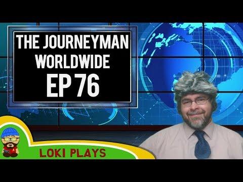 FM18 - Journeyman Worldwide - EP76 - BREAKING NEWS - Football Manager 2018