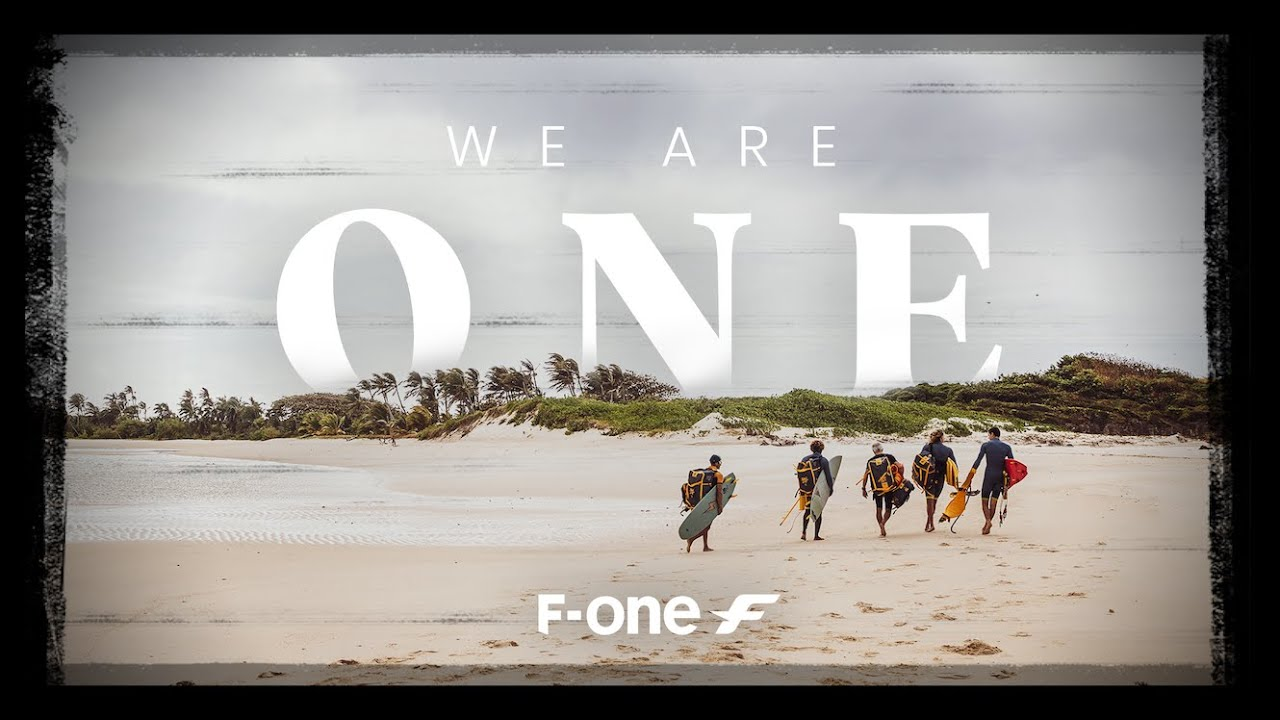 F-ONE WE ARE ONE