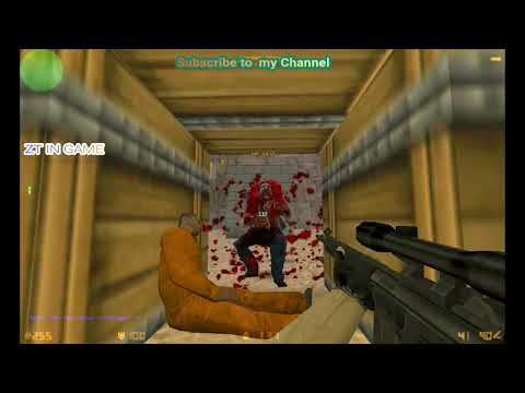 Counter Strike 1 6  - Zombie Plague 4 3 Fix5a - zm_dust world - Gameplay - HD