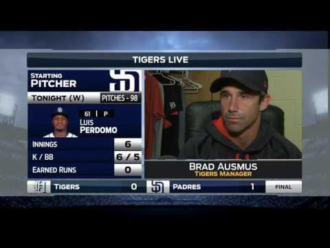 Tigers LIVE Postgame 6.23.17: Brad Ausmus