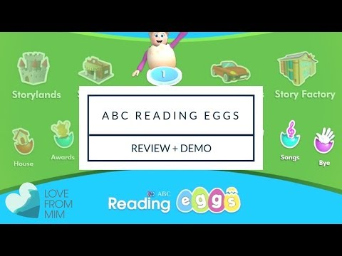 AD   ABC Reading Eggs Review and Demo + GIVEAWAY!   lovefrommim.com